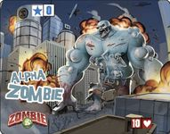 King of Tokyo: Alpha Zombie Promo Monster - IELLO