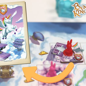 Bunny Kingdom in the Sky Expansion - IELLO
