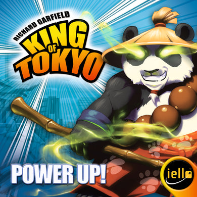 King of Tokyo: Power Up! - IELLO