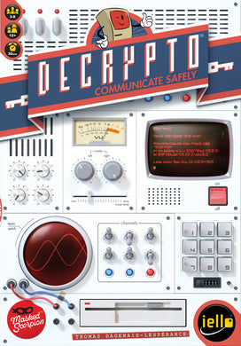 Decrypto by Scorpion Masque - IELLO