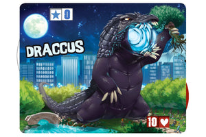 King of Tokyo: Draccus Promo Monster - IELLO