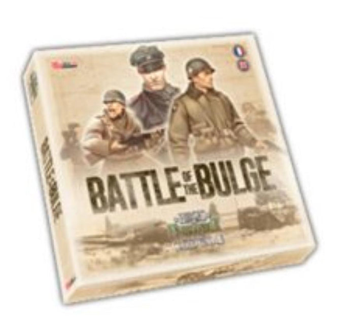Heroes of Normandie - The Tactical Card Game - Battle of the Bulge - IELLO