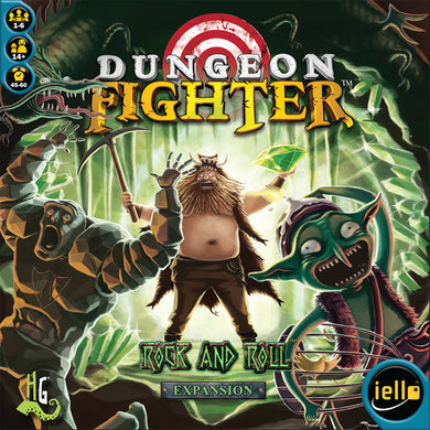 Dungeon Fighter - Rock And Roll - IELLO