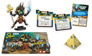 King of Tokyo - Monster Pack #3 Anubis
