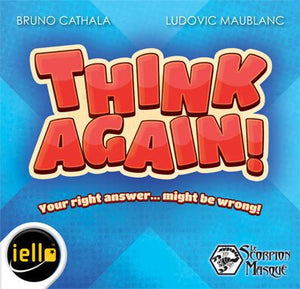 Think Again! - IELLO
