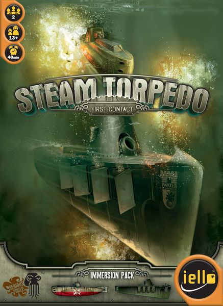 Steam Torpedo: First Contact - IELLO