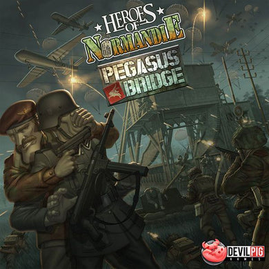 Heroes of Normandie: Pegasus Bridge - IELLO