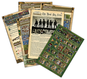 Heroes of Normandie: The Devil Pigs News #3