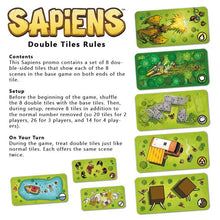 Load image into Gallery viewer, Sapiens: Promo Double Tile - IELLO