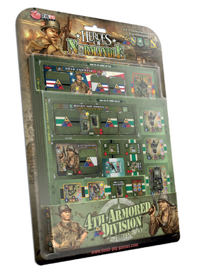 Heroes of Normandie: 4th Armored Division Expansion Pack