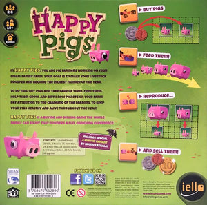 Happy Pigs - IELLO