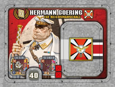 Heroes of Normandie: Goering and his Armoured Train - IELLO