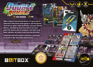 8Bit Box: Double Rumble - IELLO