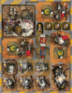 Heroes of Black Reach: Bad Moon Orks Reinforcements - IELLO