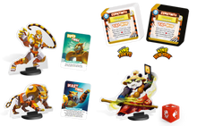 Load image into Gallery viewer, King of Tokyo - Monster Pack #4 Cybertooth - IELLO