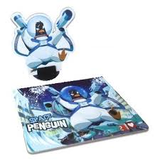 King of Tokyo: Space Penguin Promo Monster - IELLO