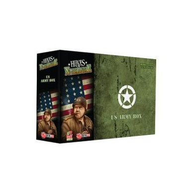 Heroes of Normandie: US Army Box - IELLO