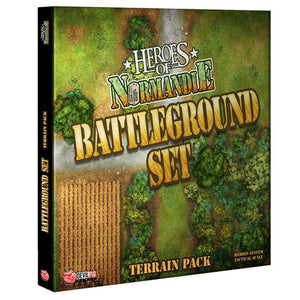 Heroes of Normandie: Battleground Set Terrain Pack - IELLO