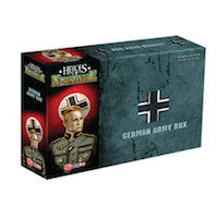 Heroes of Normandie: German Army Box - IELLO