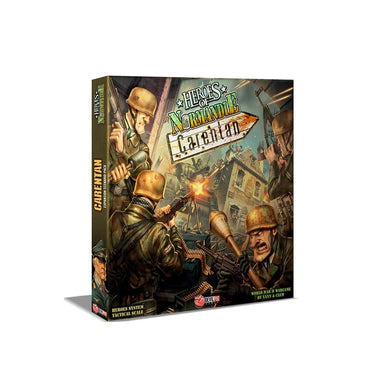 Heroes of Normandie: Carentan Expansion - Scenario Pack - IELLO
