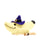 Witchy Croconana Sofubi (Soft Vinyl Toy)