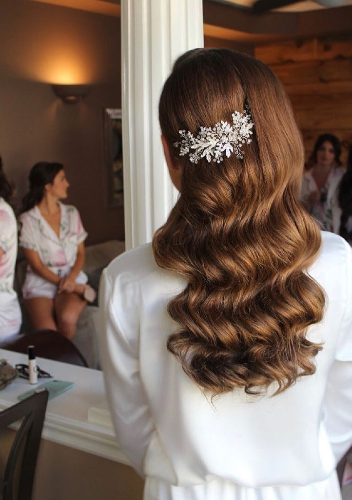 6 Ways To Complete Your Bride Vibe With Hair Accessories!