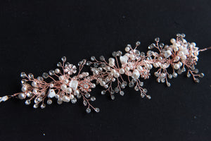 Bridal Accessories Canada. Hair Accessories and Bridal Belts