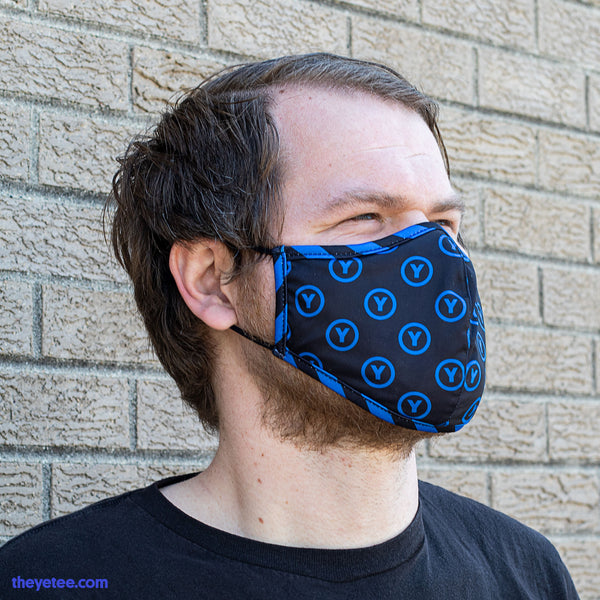 New! Yetee Station Facemask!