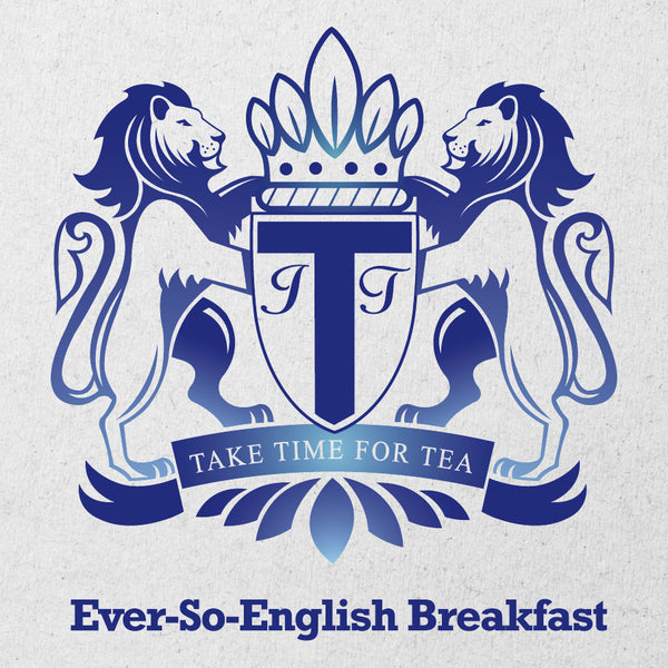 Ever-So-English Breakfast, økologisk te i breve