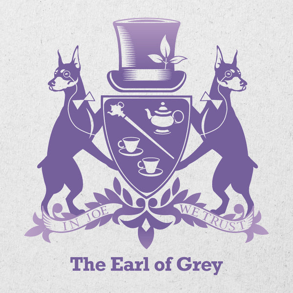 The Earl of Grey, økologisk te i breve