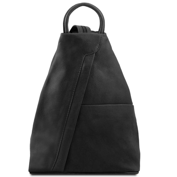 Shanghai - Leather Backpack