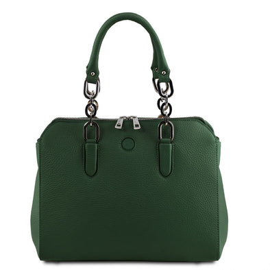 Lilia - Leather Handbag