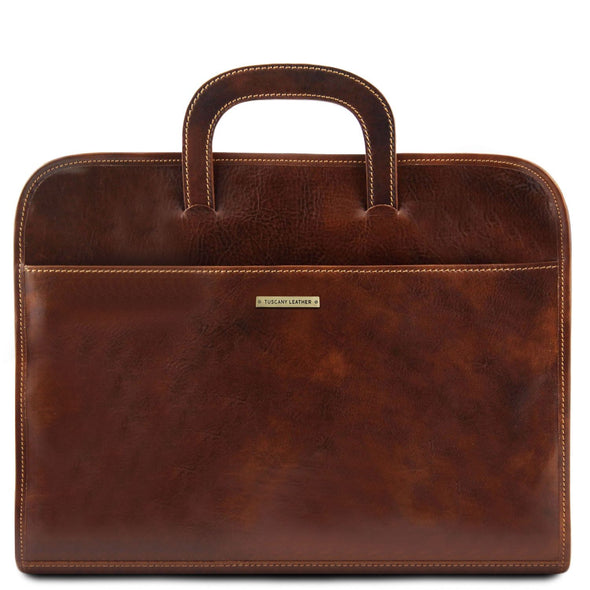 Sorrento - Document Leather Briefcase
