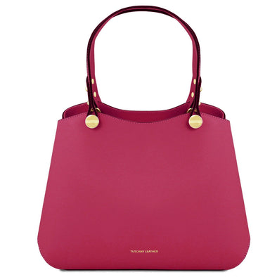 Anna - Leather Handbag