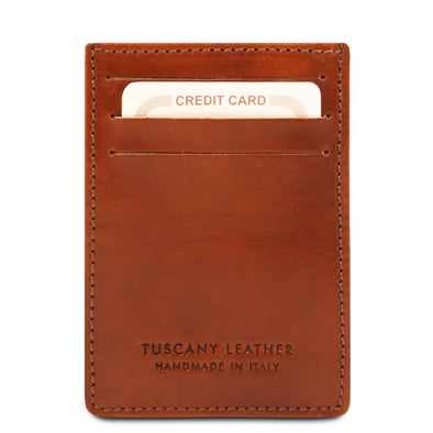 Exclusive Leather Credit/Business Card
