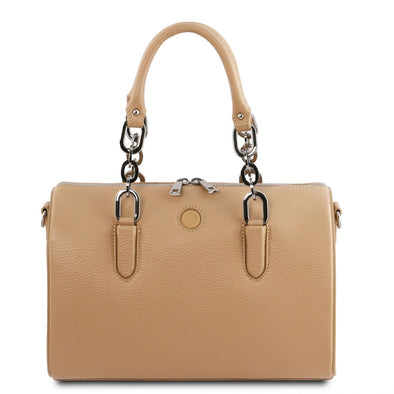 Narciso - Leather Duffel Bag