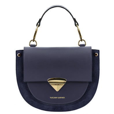 Talia - Leather Handbag