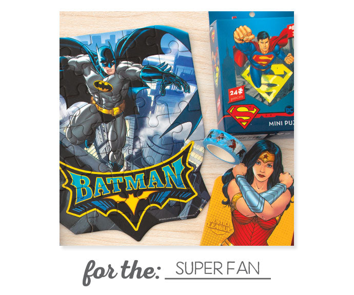 Superhero Gift Guide