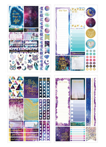 Stargazer Planner and Accessory Bundle