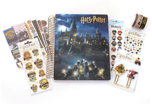 Harry Potter™ Hogwarts Planner and Accessory Bundle