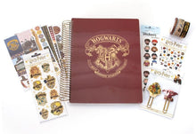 Load image into Gallery viewer, Harry Potter™ Hogwarts Crest Planner and Accessory Bundle