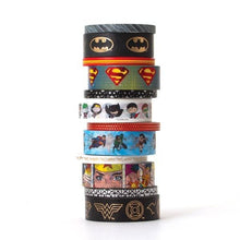 Load image into Gallery viewer, Justice League ™ Washi Tape Bundle