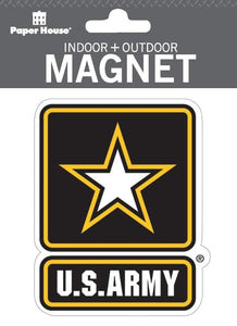 US Army Indoor + Outdoor Magnet