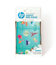 Load image into Gallery viewer, HP Moment Makers Suitcase Diecut Mini Album