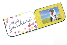 Load image into Gallery viewer, HP Moment Makers Sunny Violet Diecut Photo Album