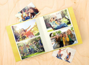 HP Moment Makers Colorwashed Soft Cover Mini Album