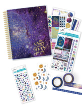 Load image into Gallery viewer, Stargazer Planner and Accessory Bundle