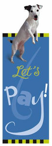 Jack Russell Puppy Bookmark