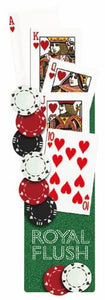 Poker Bookmark