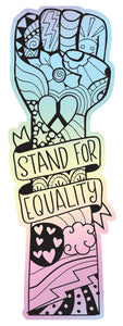 stand for equality bookmark